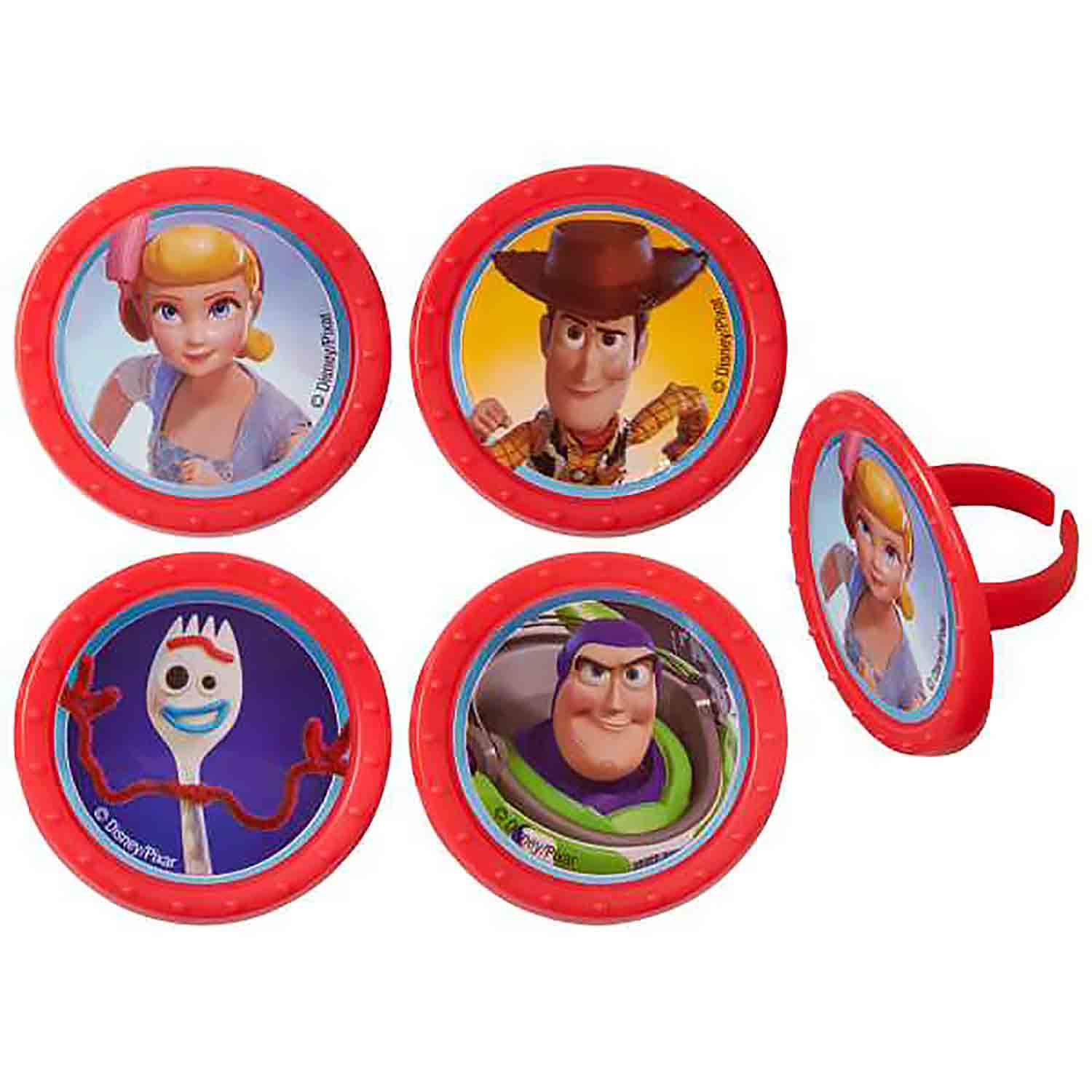 Toy Story 4 Rings