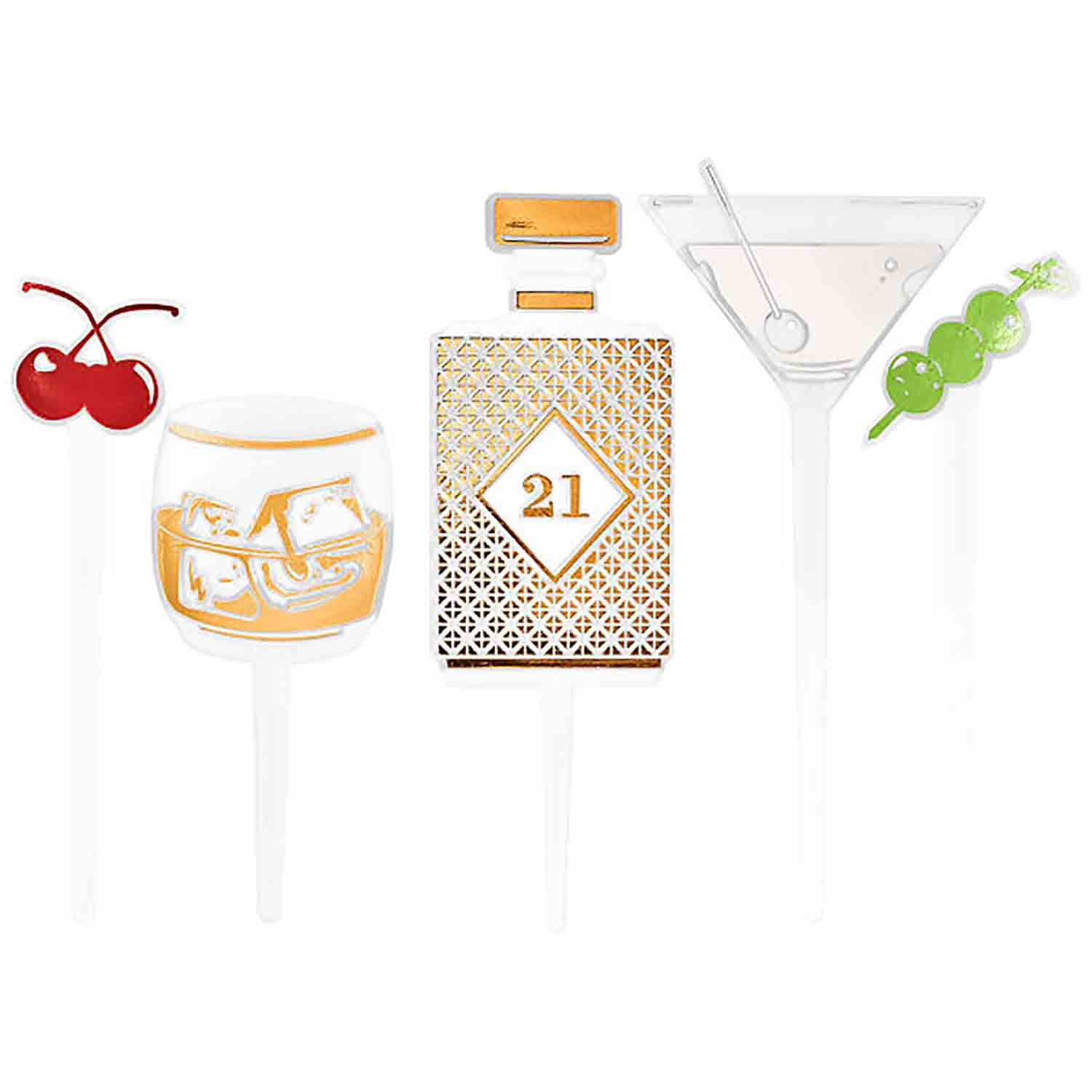 Mixology Picks Set