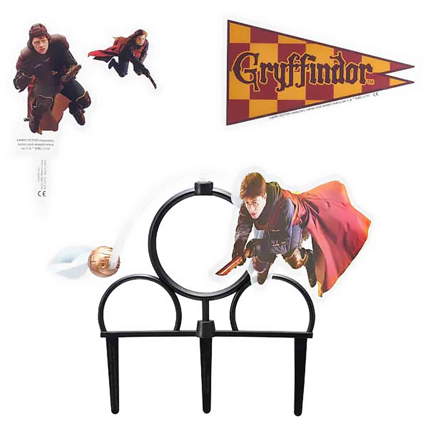 Harry Potter Quidditch Chase Decoset