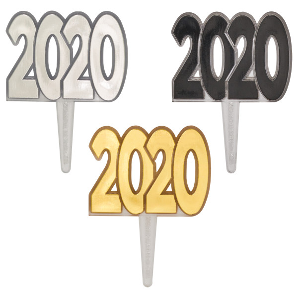 2020 Foil Graduation Pick