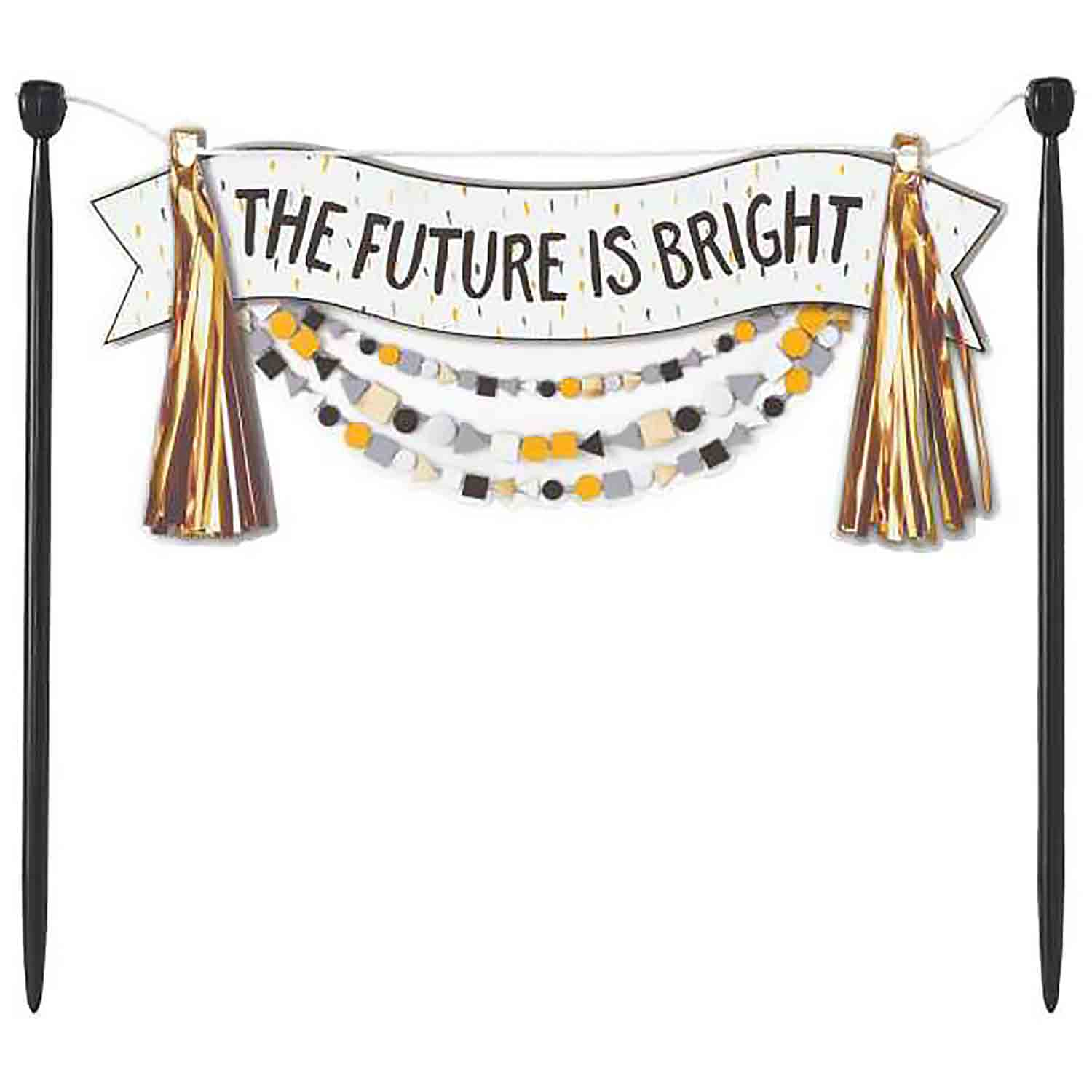 The Future is Bright Banner