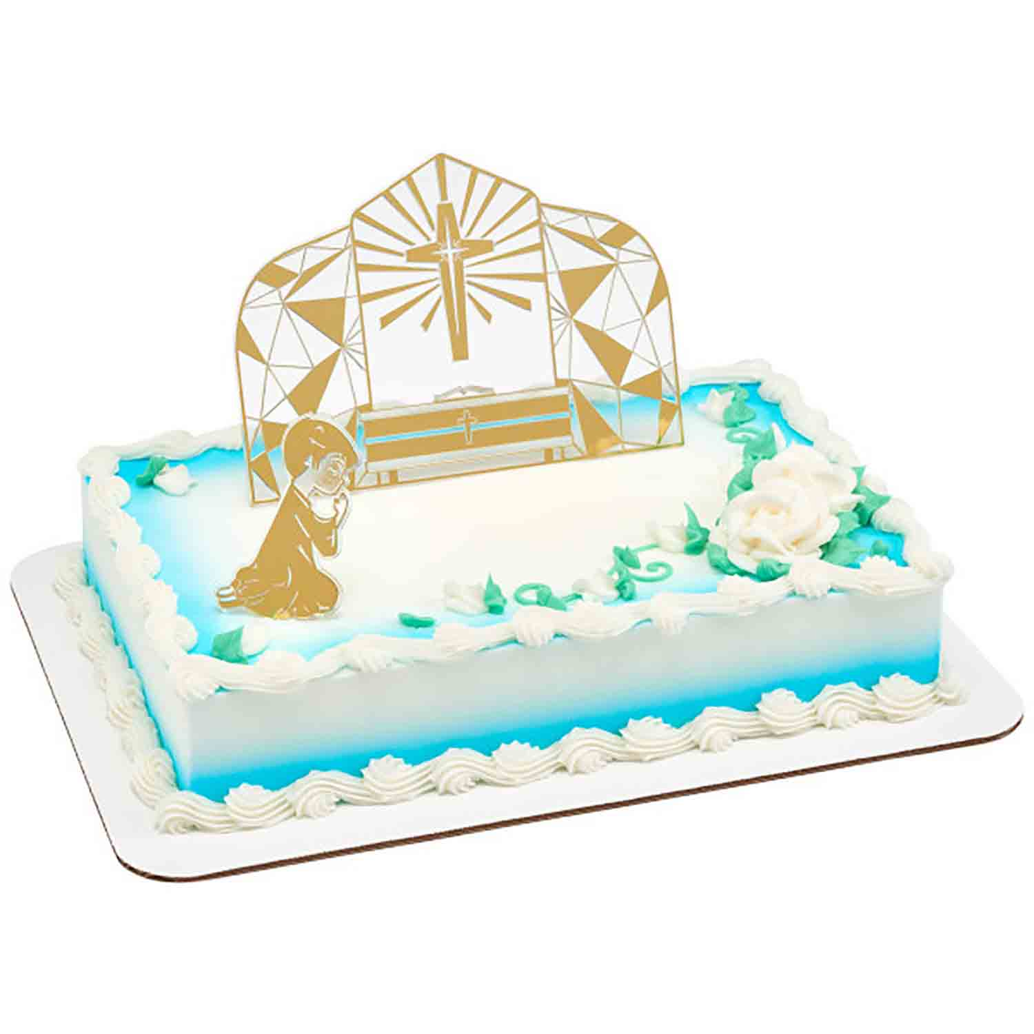 Boy Communion Cake Kit
