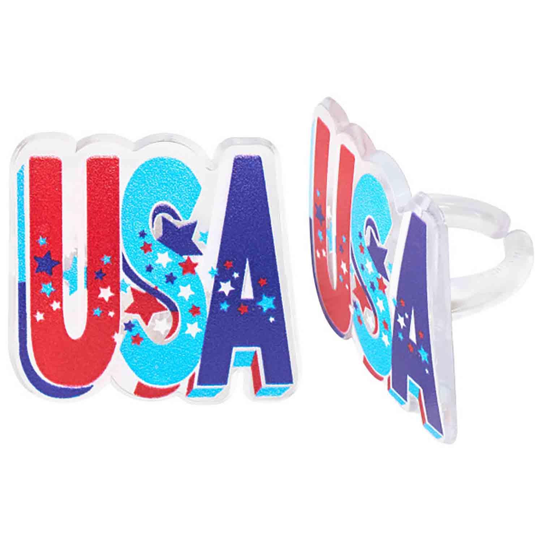USA Rings