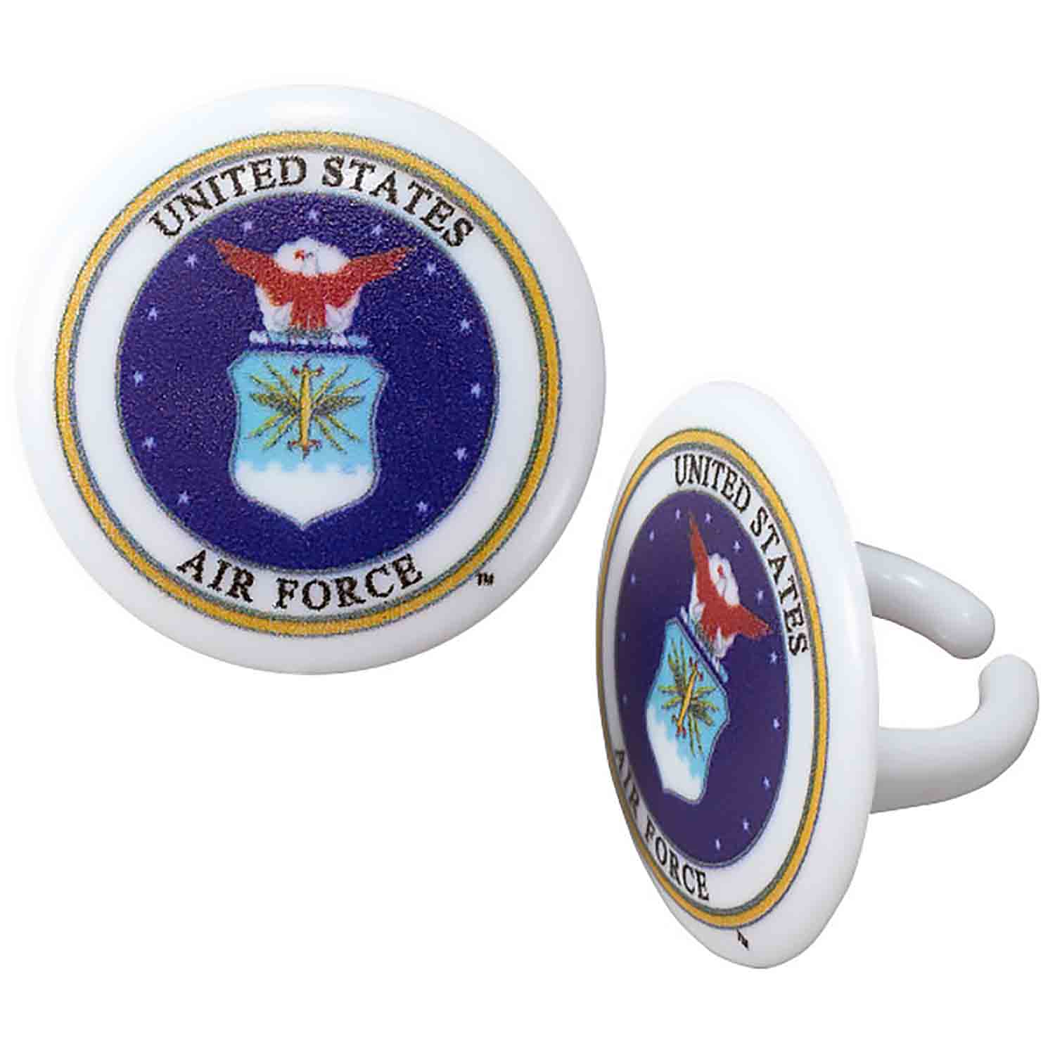 United States Air Force Rings