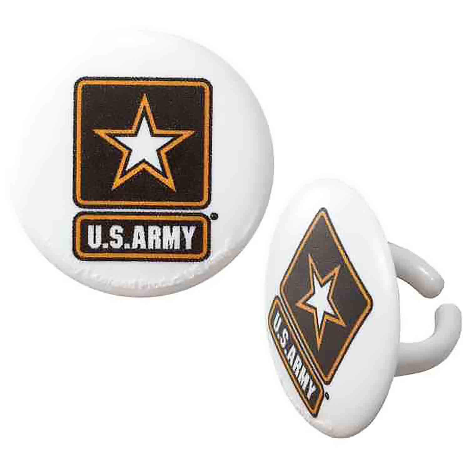 United States Army Rings