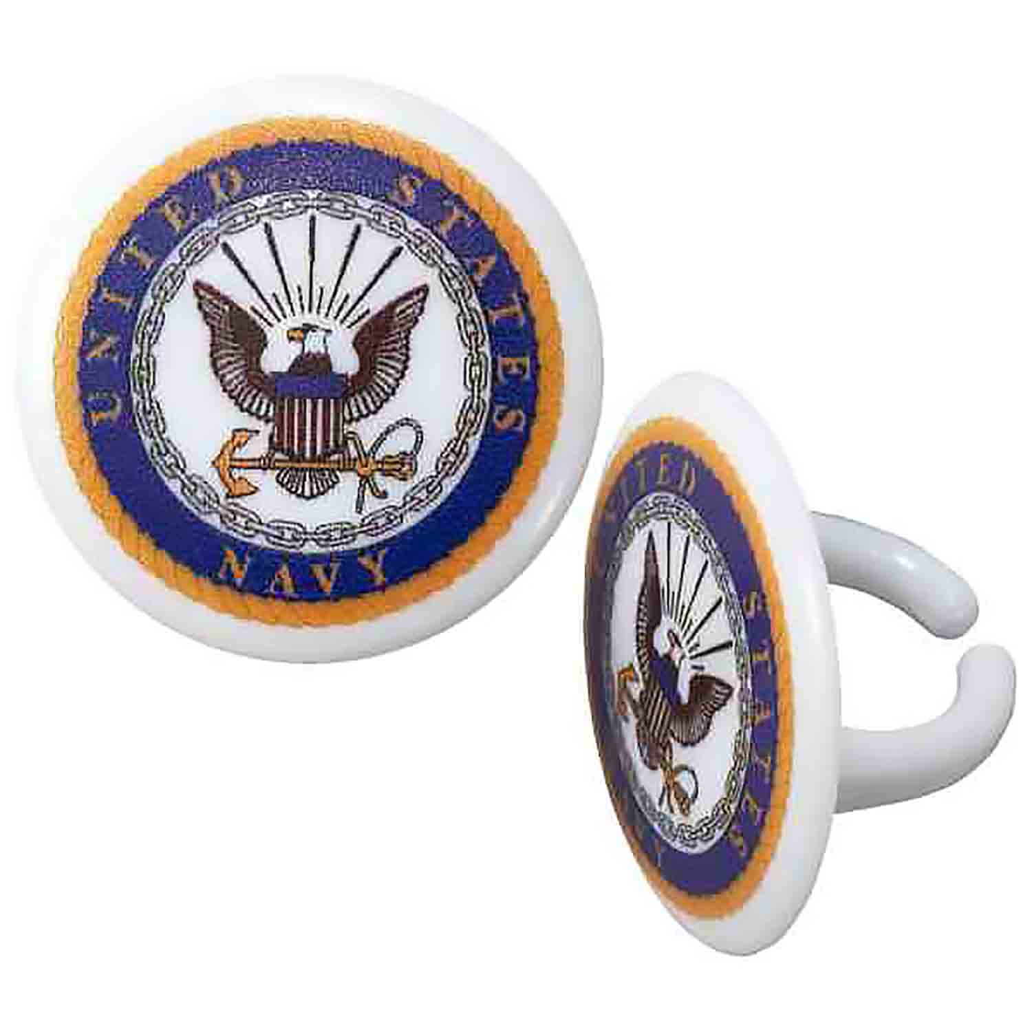 United States Navy Rings