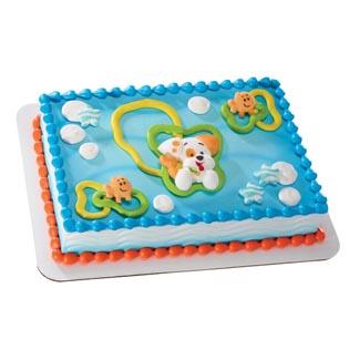 Dec-Ons® Molded Sugar - Bubble Guppies Puppy