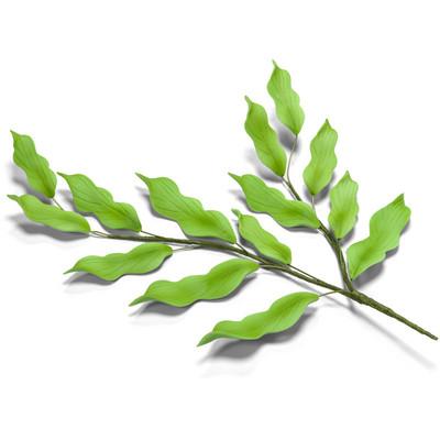 Gum Paste Leaf Stems