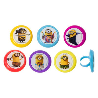 Minions Evolution Rings
