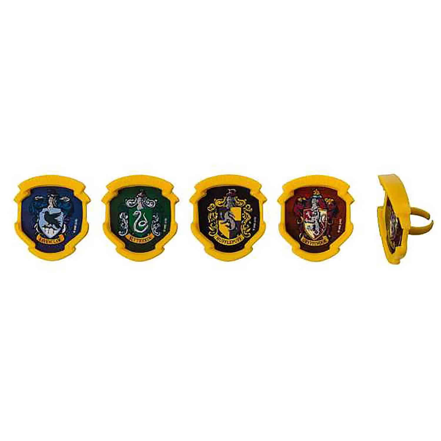 Hogwarts Houses Rings