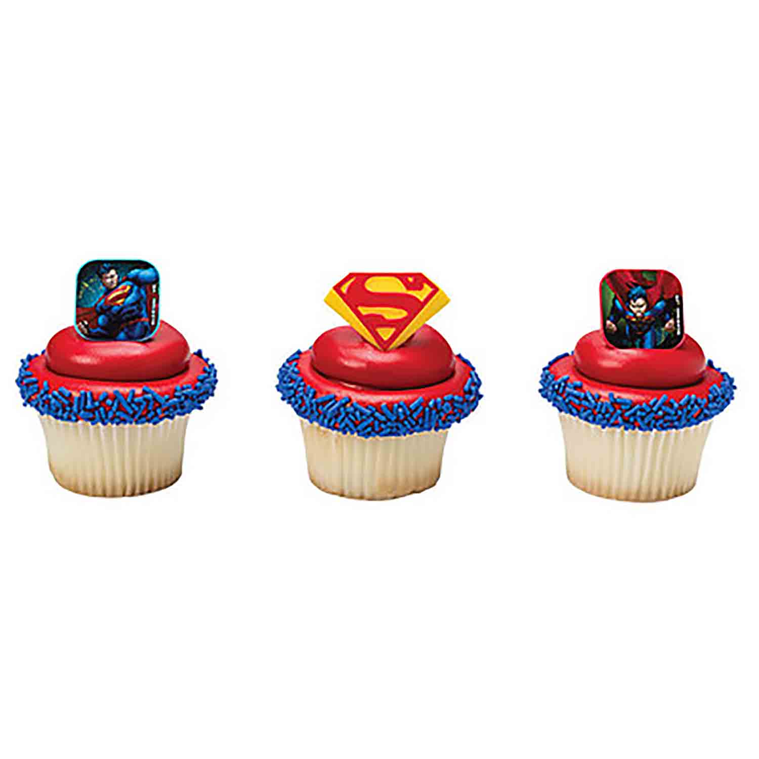 Superman Rings