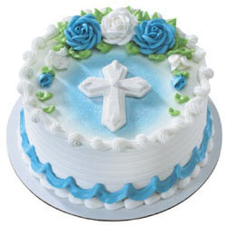 Cross Cake Tops