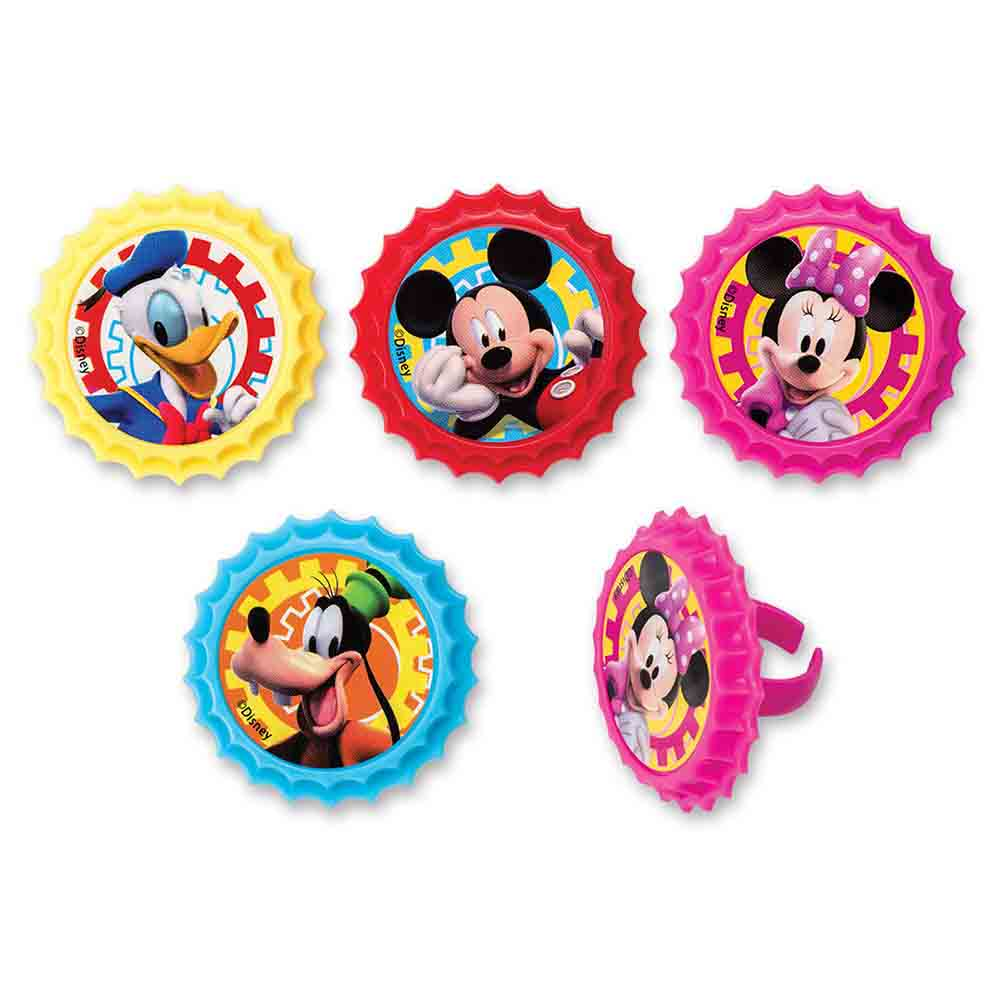 You Betcha Mickey Rings