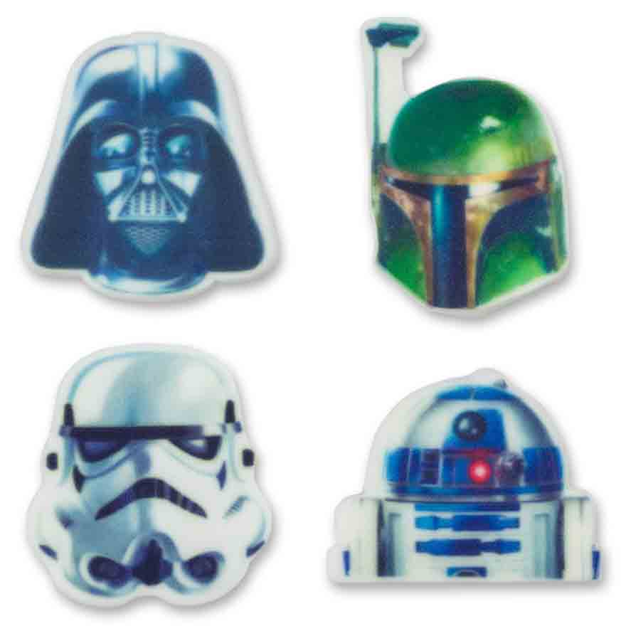 Sugarsoft® Star Wars Character Decorations