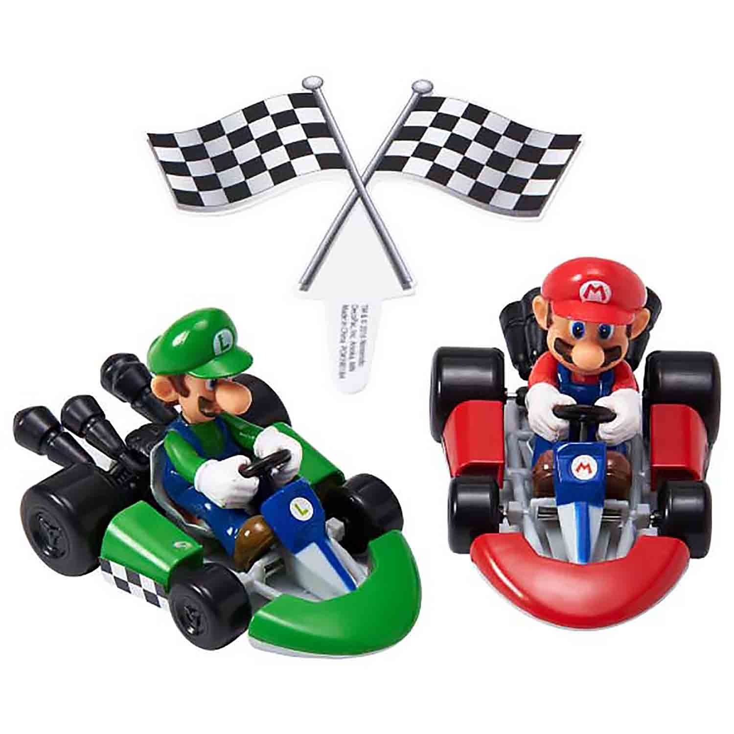 Super Mario Kart Decoset