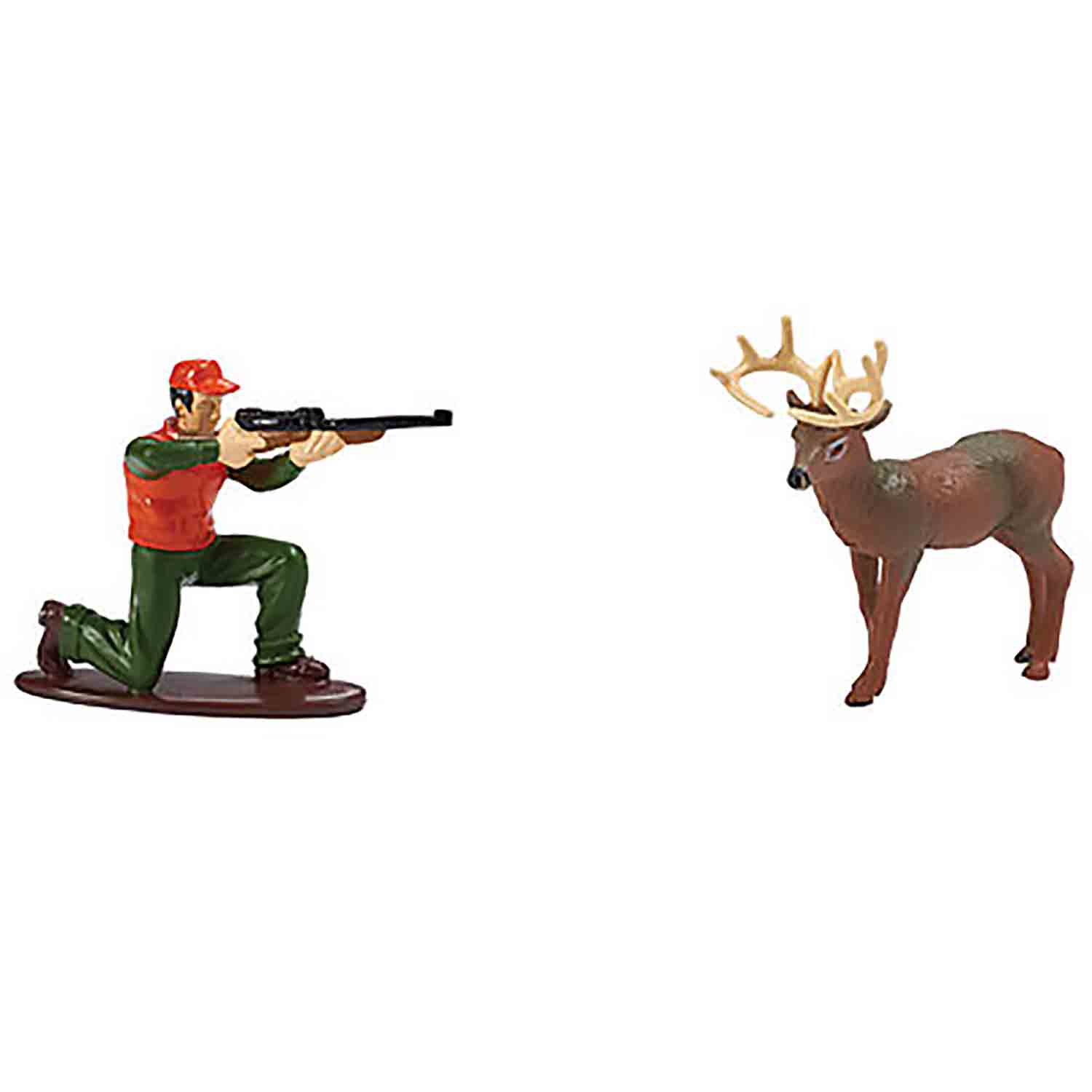 Deer Hunting Cake Top Set