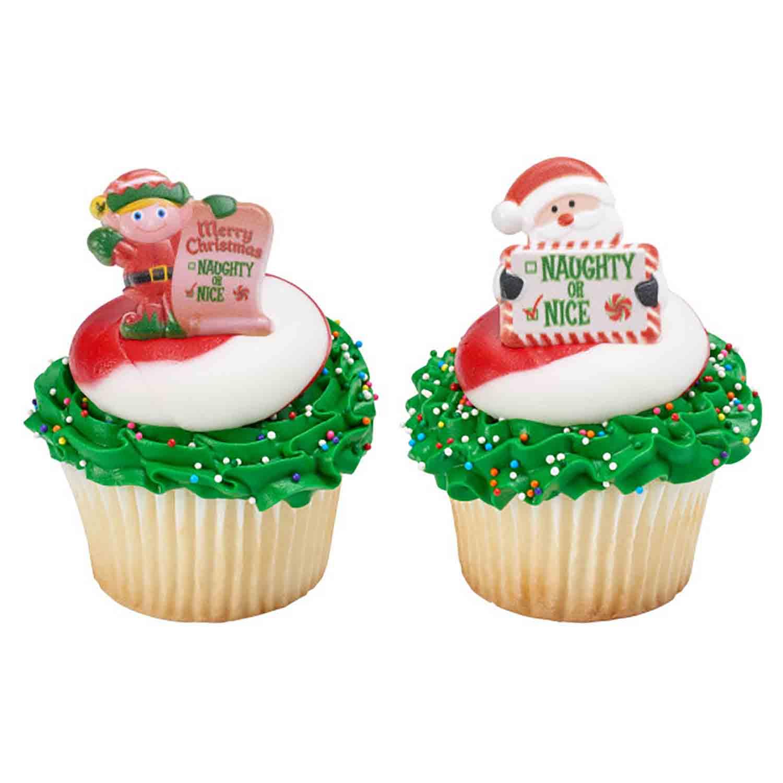 Santa & Elf Rings