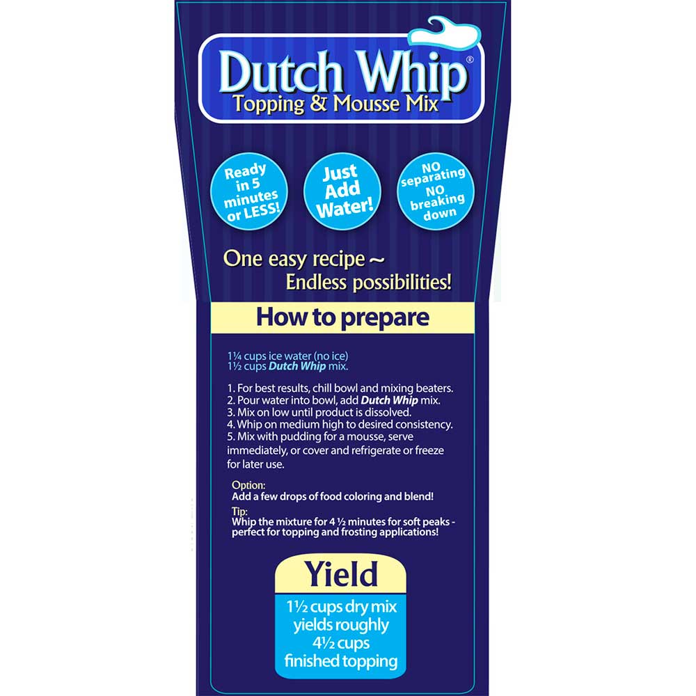 Premium Dutch Whip