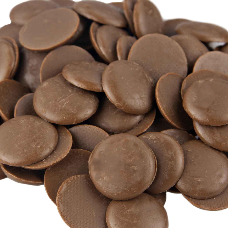Veliche Belgian Milk Chocolate Disks