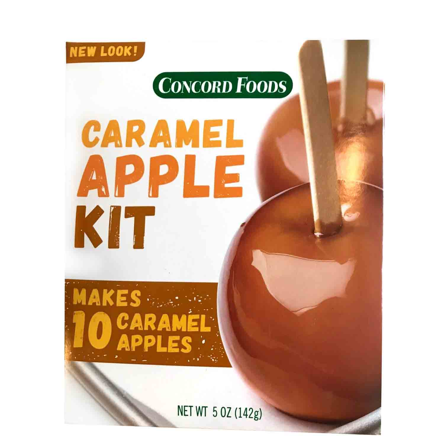 Caramel Apple Dry Mix