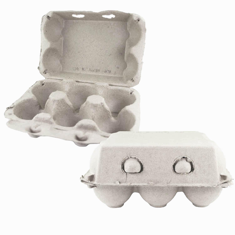 Goose/Jumbo 6-Egg Carton