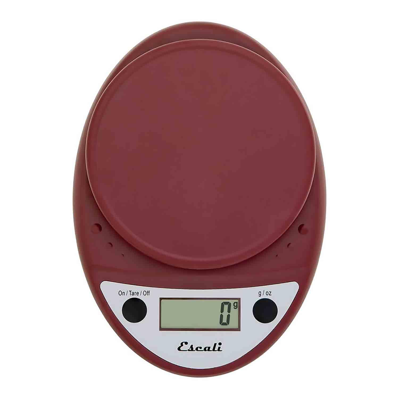 Digital Scale- Warm Red