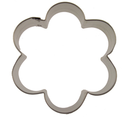 Small Scallop Cookie Cutter
