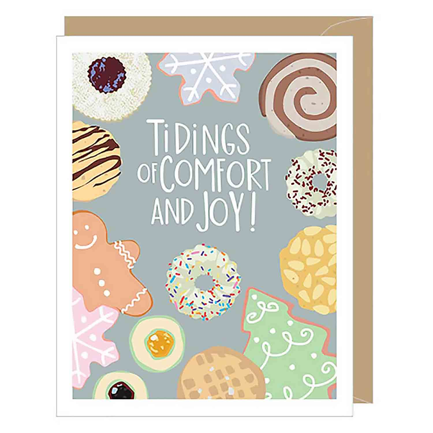 Holiday Cookies - Notecards