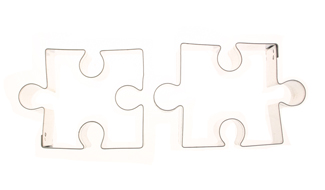 Puzzle Piece Cutter Set