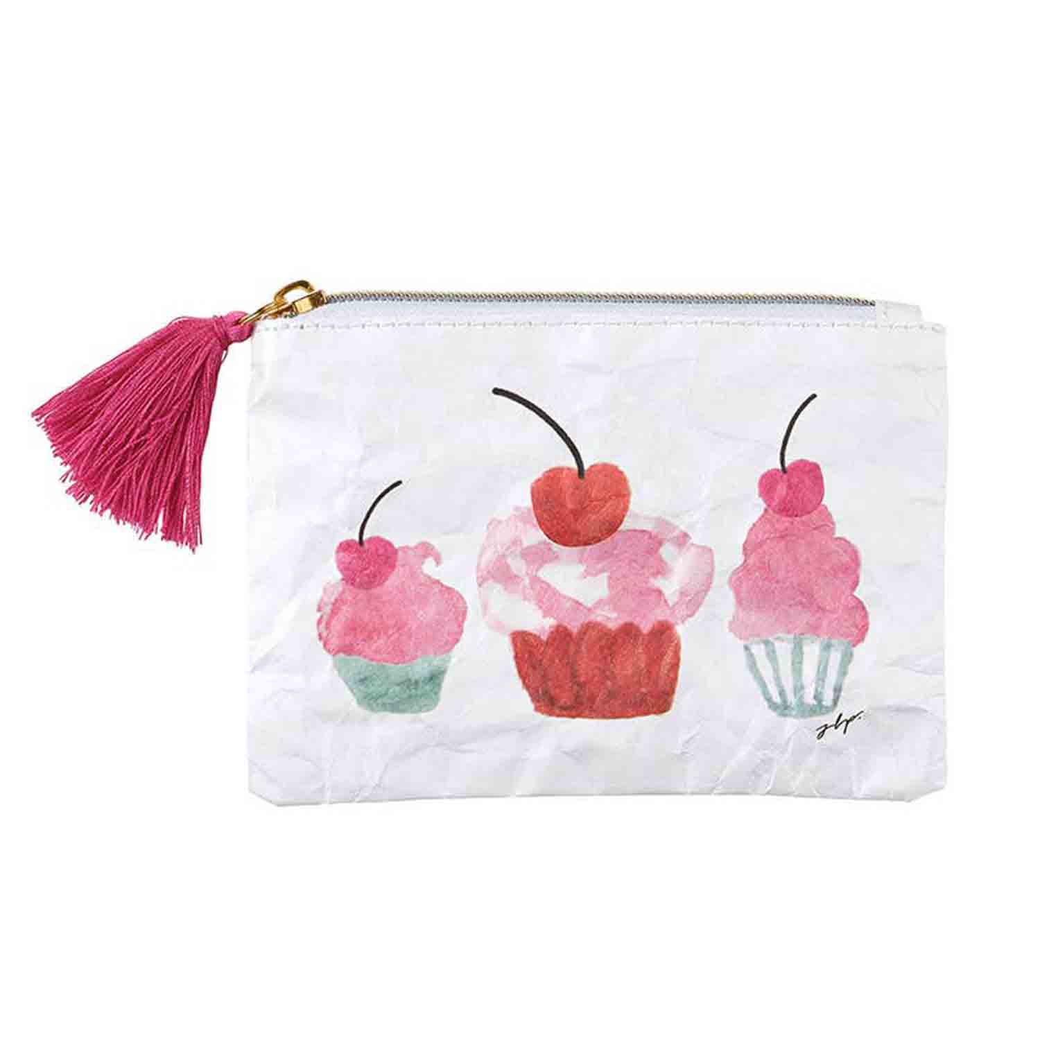 Cupcakes For Breakfast Coin Purse