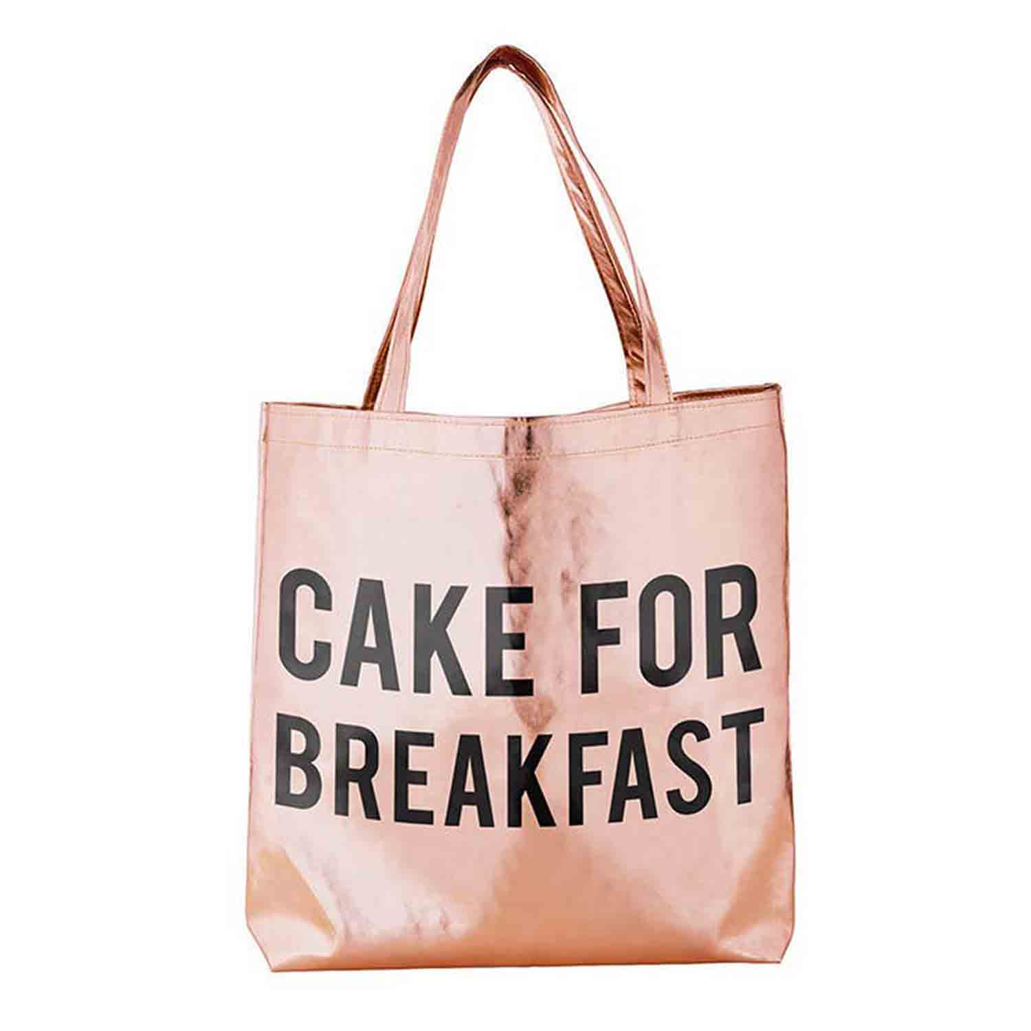 Cake For Breakfast Tote
