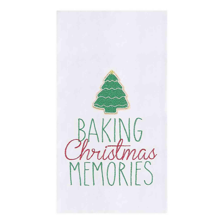 Baking Christmas Memories Dishtowel
