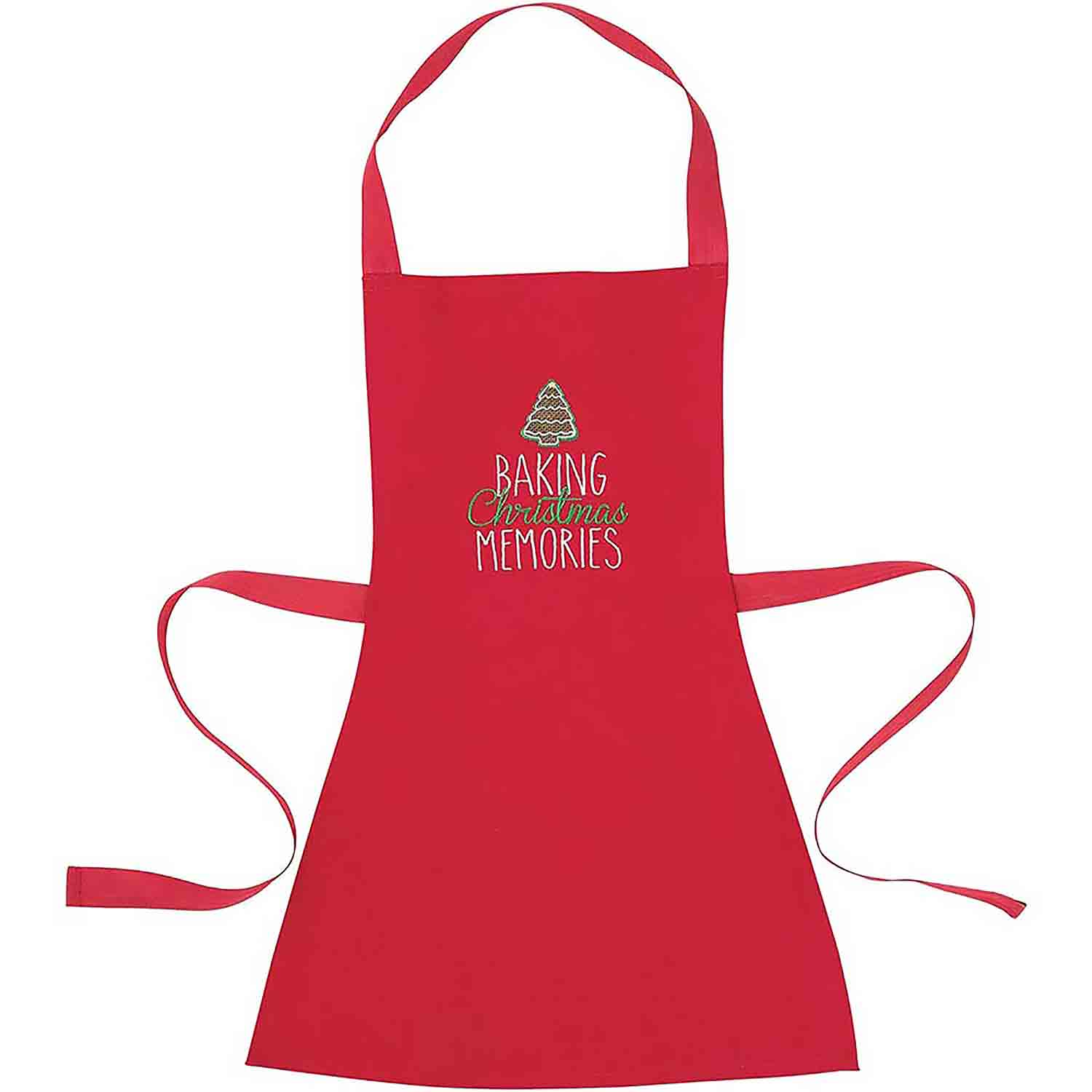 Kids' Apron - Baking Christmas Memories