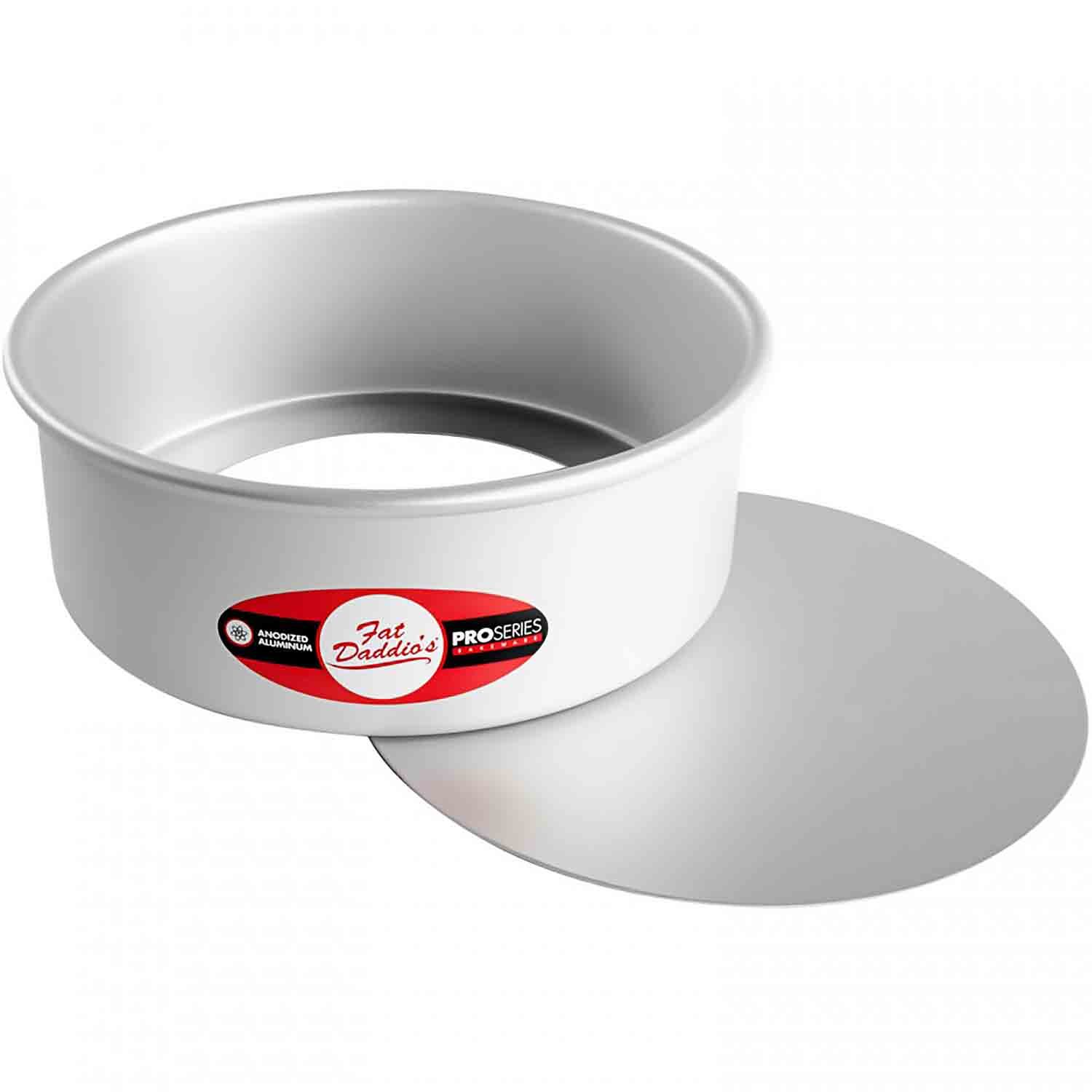 Round Cheesecake Pan Removable Bottom-8""
