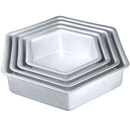 Hexagon Cake Pan-10