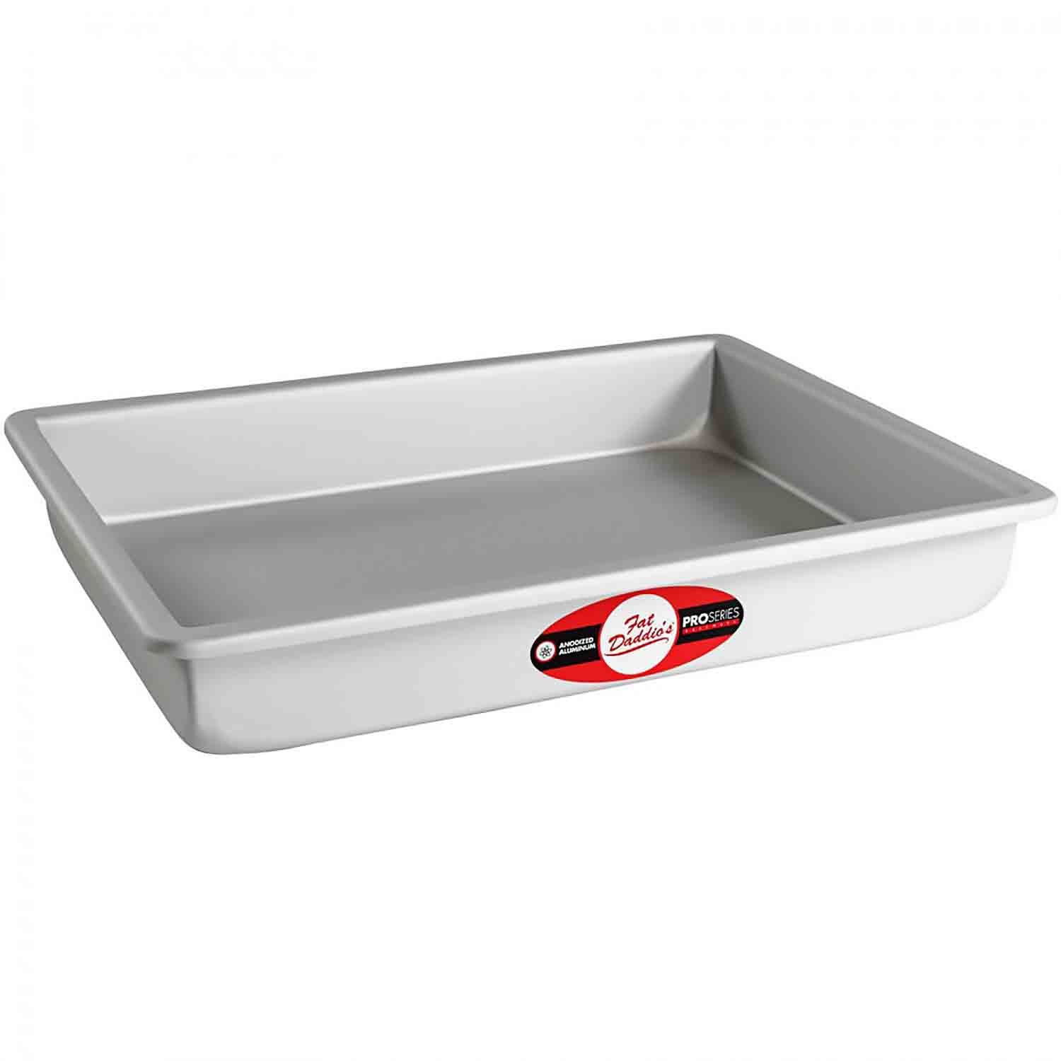 "9"" x 13"" x 2"" Quarter Sheet Cake Pan"