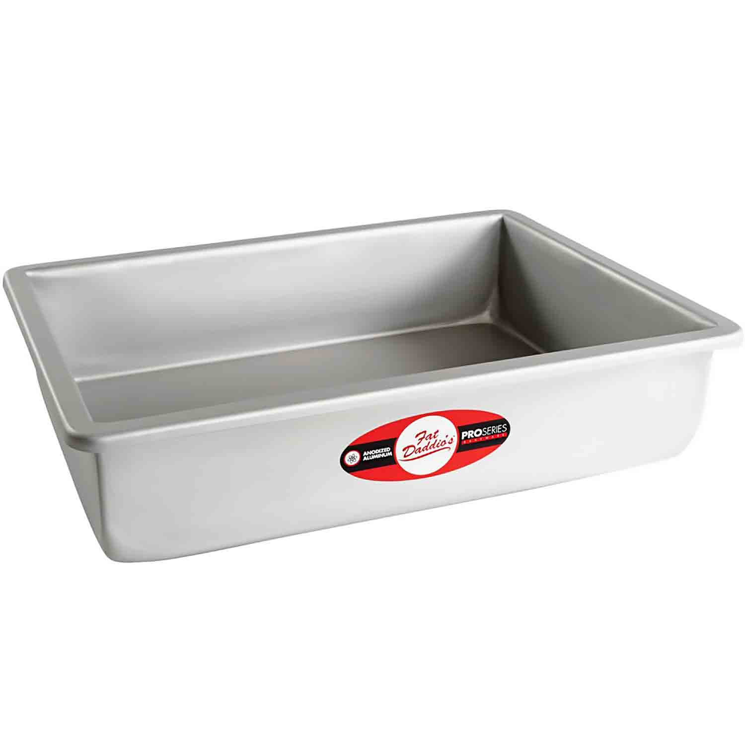 "9"" x 13"" x 3"" Quarter Sheet Cake Pan"