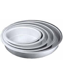 """Oval Cake Pan-14"""" x 11"""" x 2"""""""