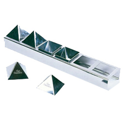 Stainless Steel Pyramid Mold