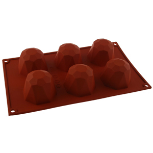 Silicone Bakeware - Diamond/Jewel