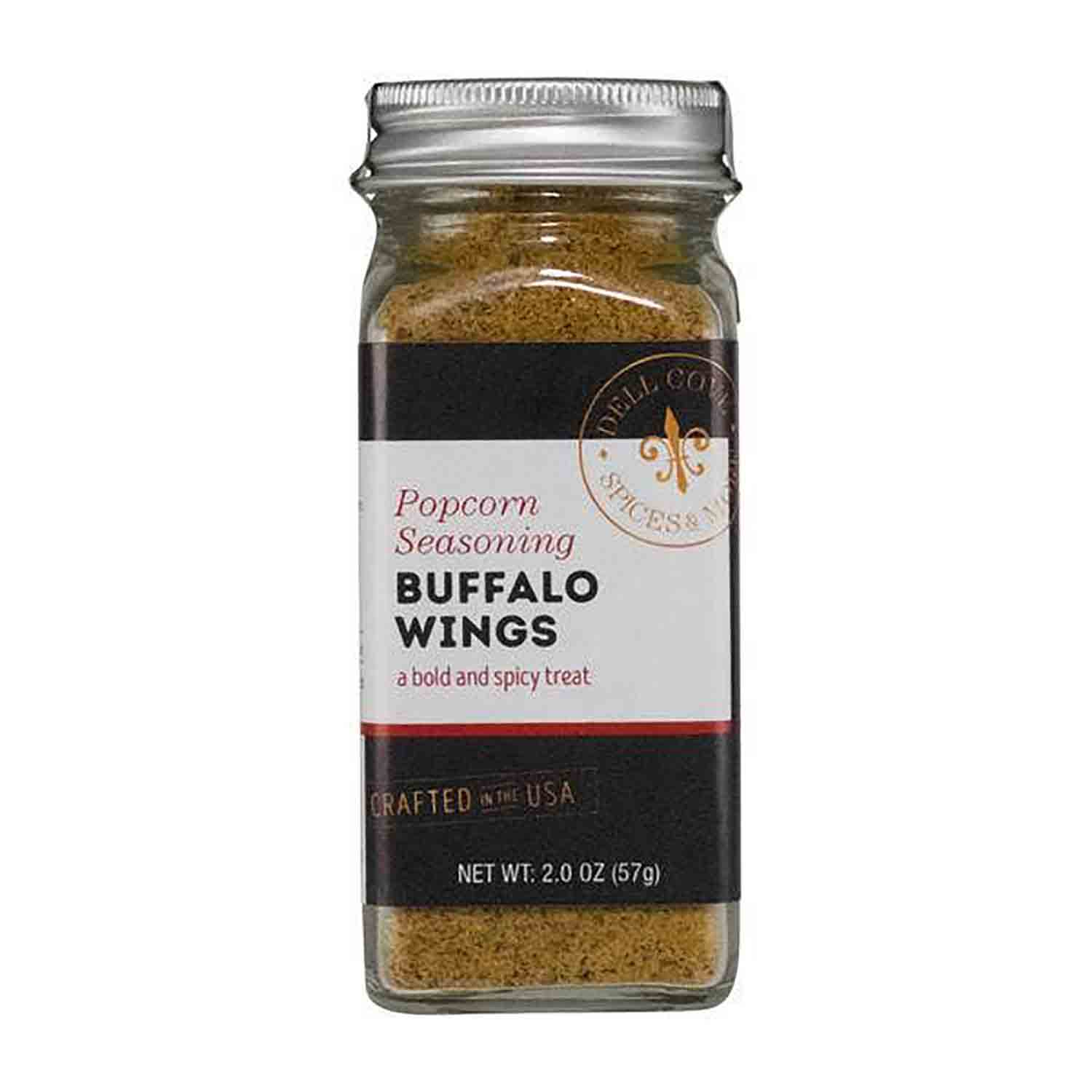 Buffalo Wings Popcorn Seasoning