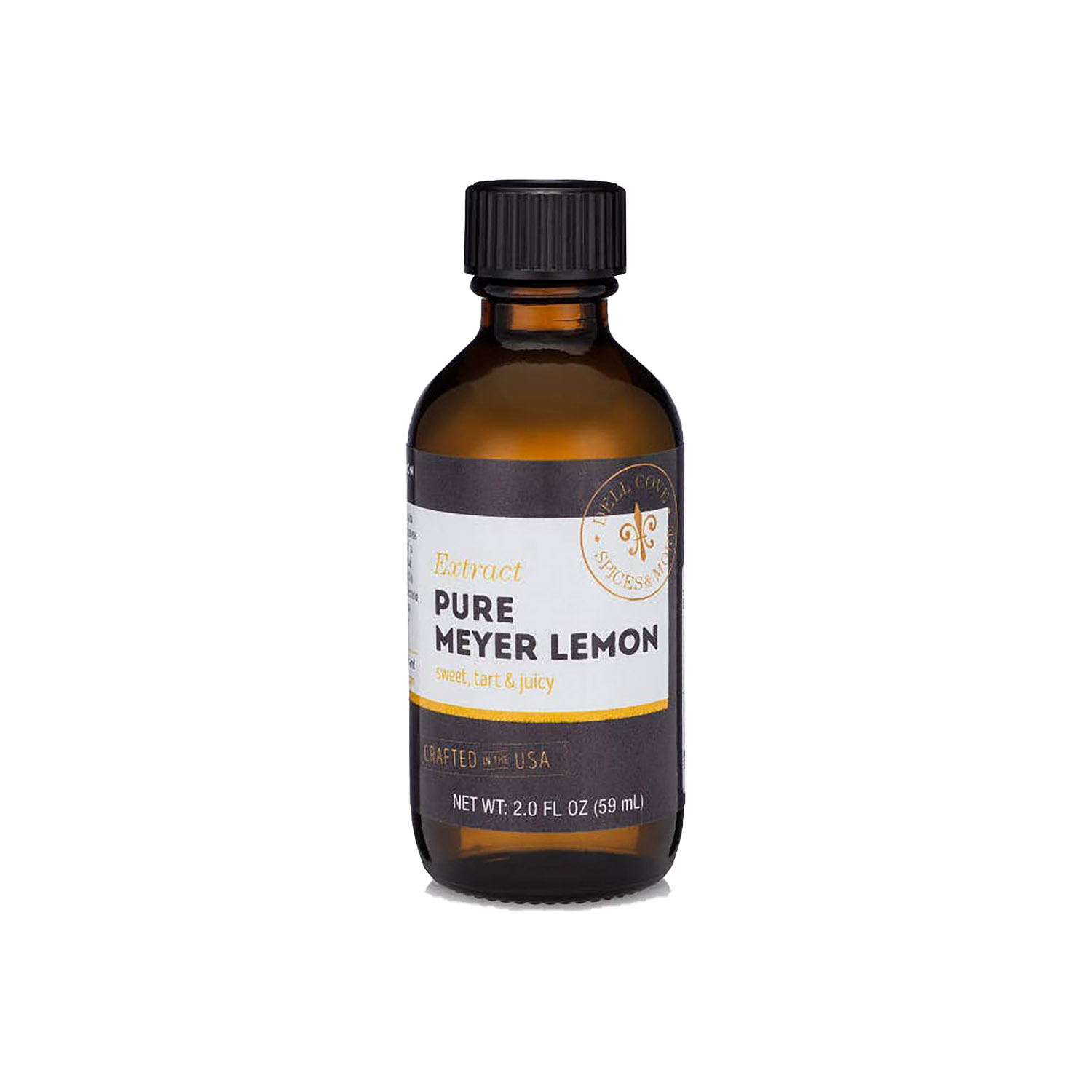 Pure Meyer Lemon Extract