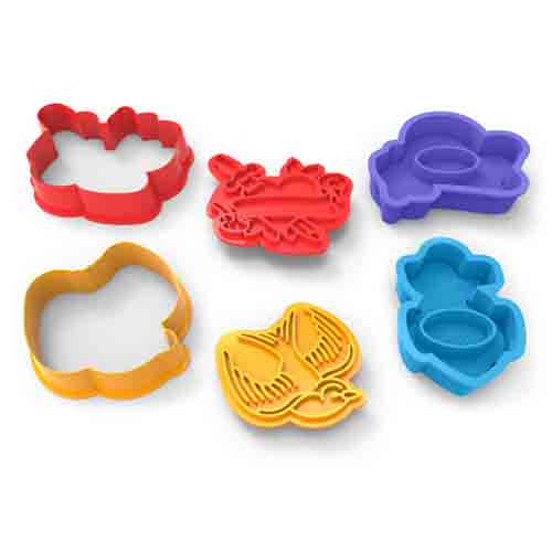 Tattoo Cookie Cutter Stamp Sets