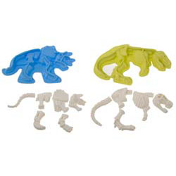 Dino Fossil - Silicone Ice and Candy Mold