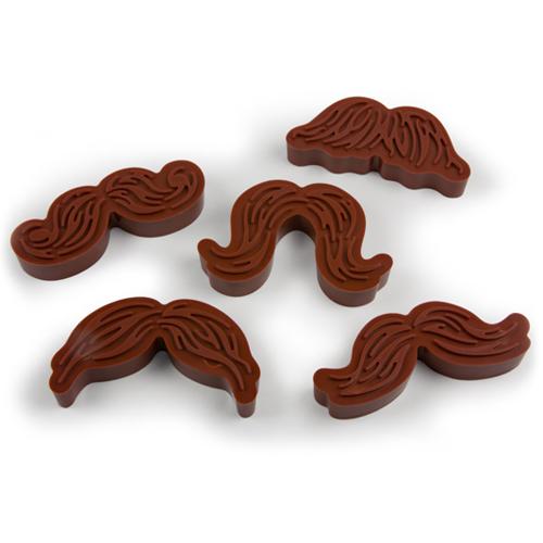 Munchstaches Mustache Cookie Cutter Set