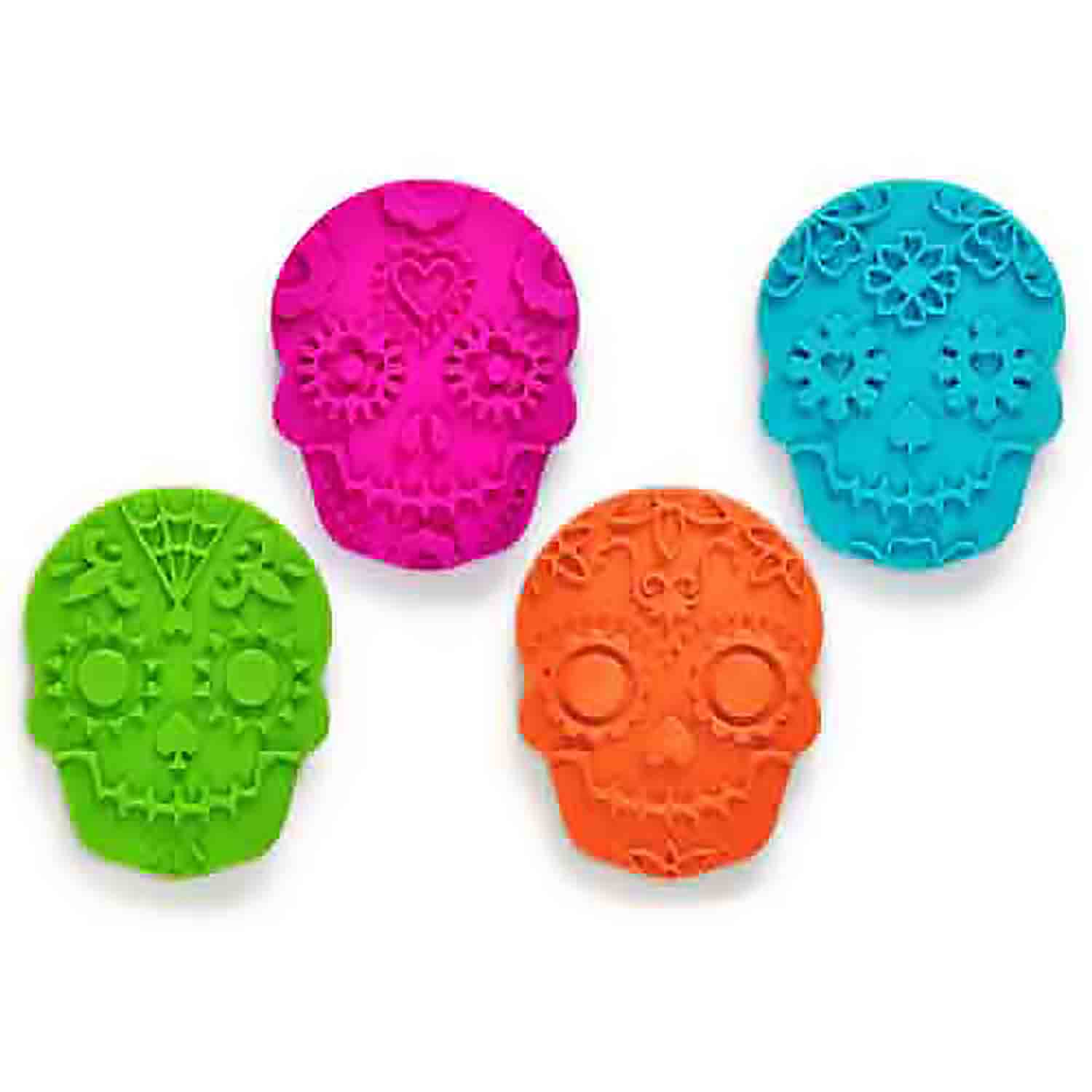Skull Cookie Stamp/Cutter Set