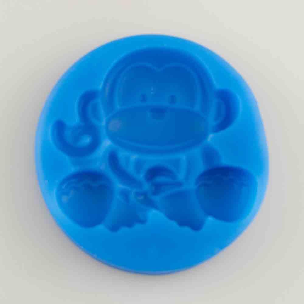 Baby Monkey Silicone Mold