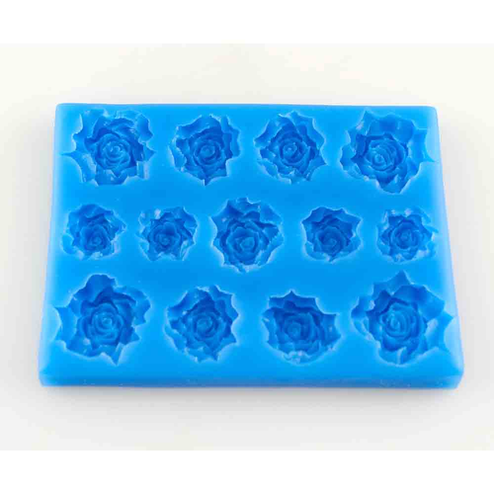 Roses Galore Silicone Mold