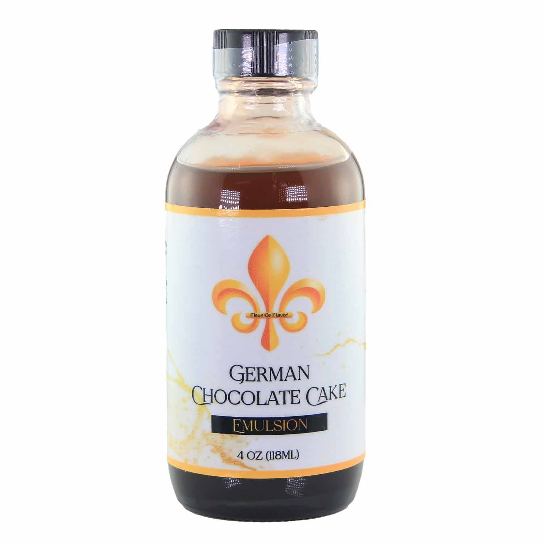 German Chocolate Cake Emulsion