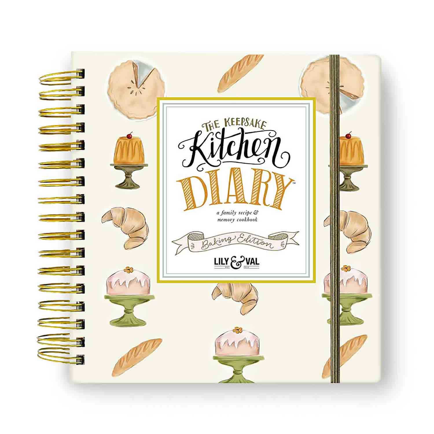The Keepsake Kitchen Diary - Baking Edition